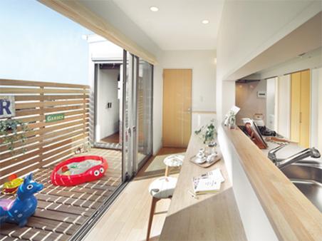完全自由設計(フルオーダー)の注文住宅